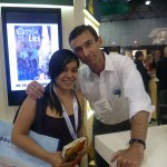 BEA Day 2: Meeting Chuck Palahniuk