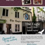 Guest Post: Top 7 Famous Literary Bars You Should Visit (Infographic)