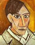 picasso_selfport1907