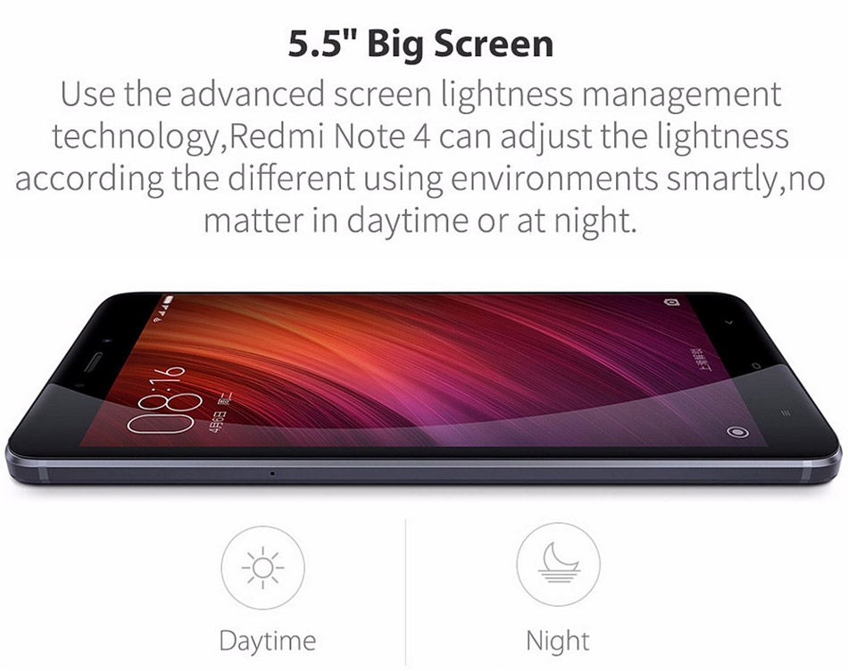 Xiaomi Redmi Note 4 in India