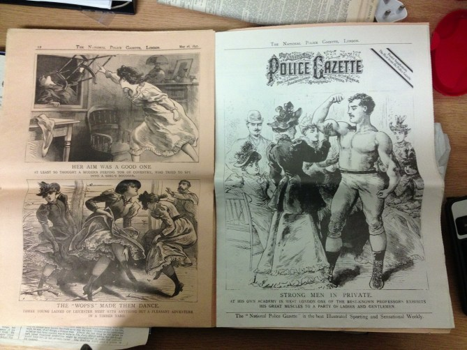 The National Police Gazette