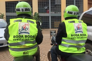 Dial Jack, a new boda-hailing app is launching in Uganda. Here's what it brings!