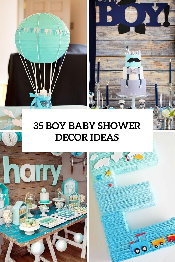Fullsize Of Baby Shower Themes For Boys