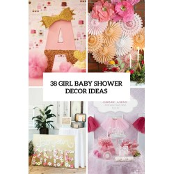 Small Crop Of Girl Baby Shower Themes