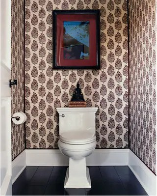 37 Inspirational Ideas To Design A Guest Toilet - DigsDigs