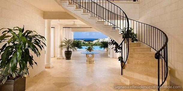 Luxury-and-Elegant-Barbados-Villas-Interior-Stairs1
