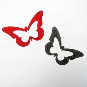 2 Butterfly Glitter Fomic Sheet Cuttings