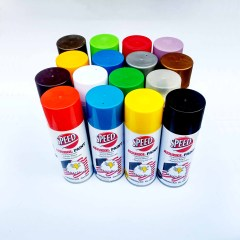Speed Spray Paints