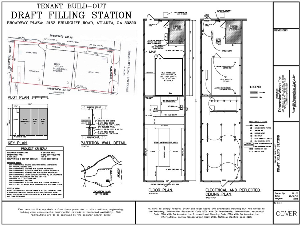Draft Filling Station