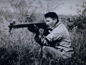 Navajo Code Talker Private Joe Hosteen Kellwood