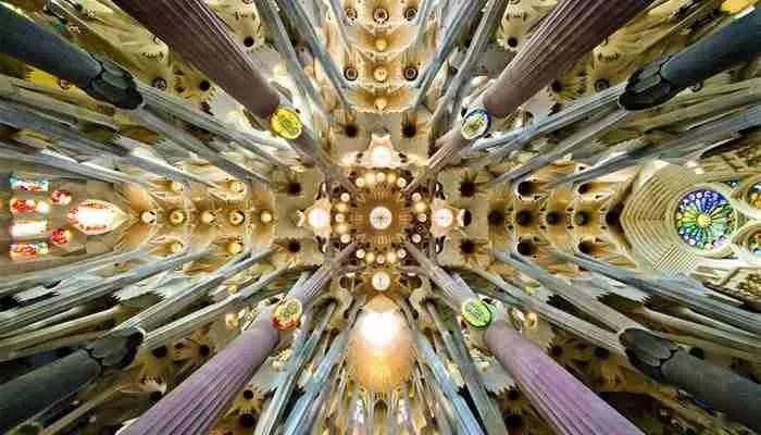La Sagrada Familia, Ισπανία