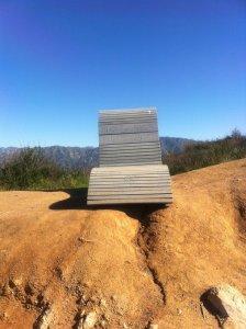 Wildwood Canyon hike peak