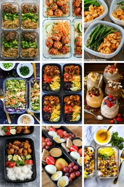 Meal Prep Foods That Last | Food