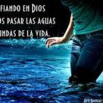 Enfrentando lo problemas con fe y confiando en el Señor