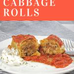 polish style cabbage rolls