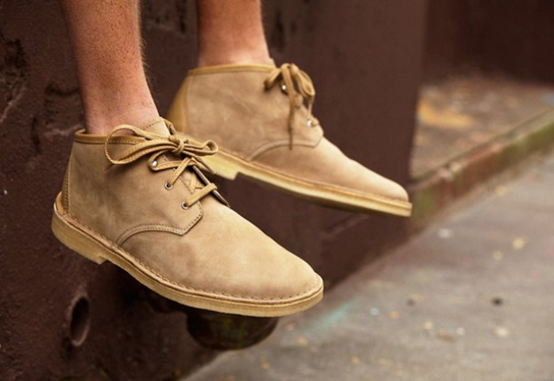 Nathan Clark, Creator of the Clarks Desert Boot