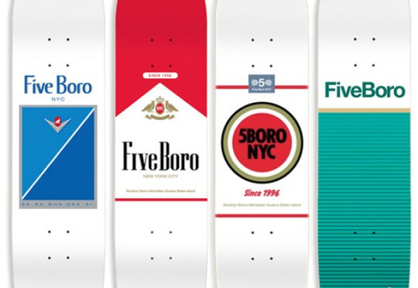 "5boro ""Surgeon General"" Deck Series"