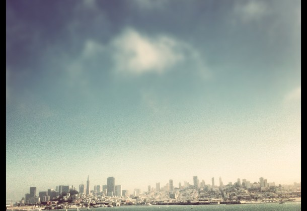 Instagram of the Week - San Francisco City View