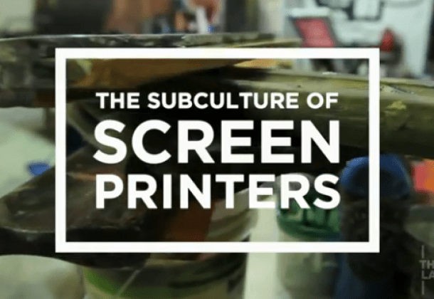 The Subculture of Screen Printers in Los Angeles