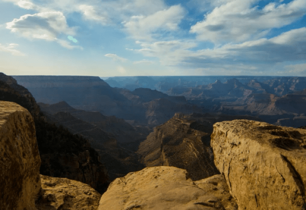 """Blink of Time"" - Grand Canyon Time Lapse Video"