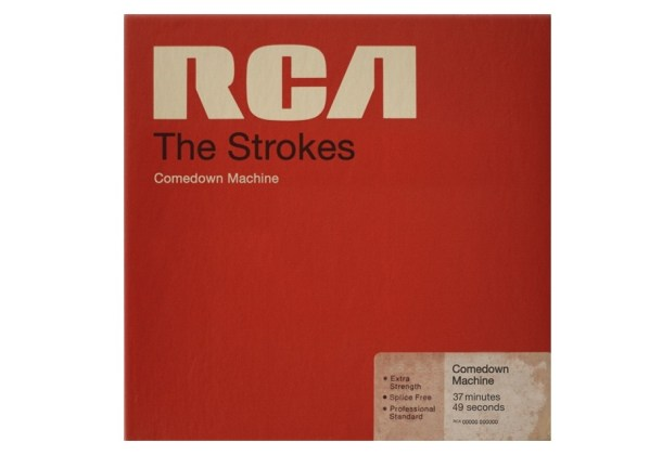 The Strokes: Comedown Machine