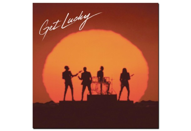 "Daft Punk ""Get Lucky"" Feat. Pharrell Williams and Nile Rodgers"