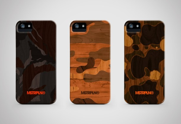 MSTRPLN Modern Woodgrain Camouflage Collection