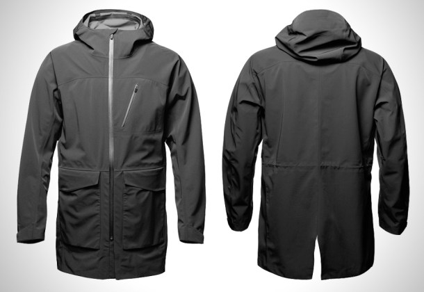STYLEWISE: Aether Cascade Jacket