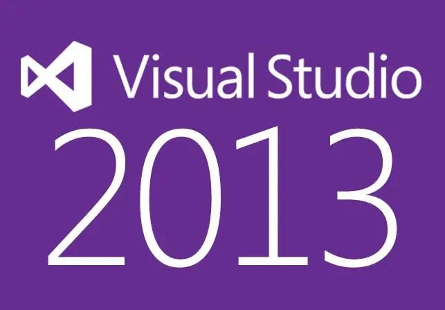 Logo VS 2013