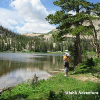 Ruth Lake || Utah || Utah's Adventure Family
