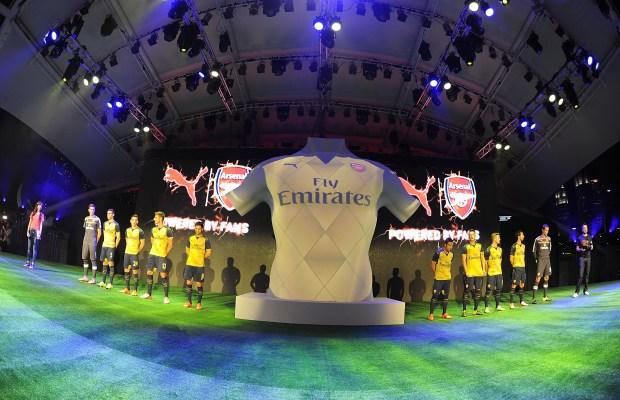 (Photo by Stuart MacFarlane/Arsenal FC via Getty Images)
