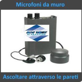 Microfoni da muro