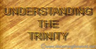 Trinity - God the Father, Jesus Christ and the Holy Spirit