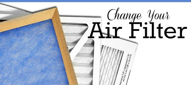 9 Easy Ways to Remember to Change Your Filter
