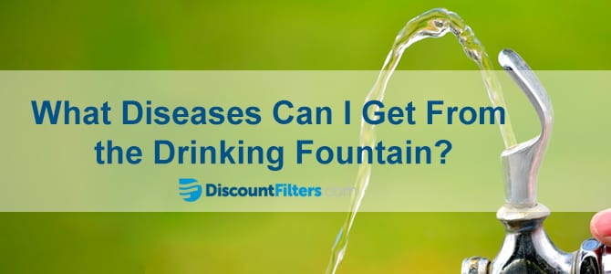 What Diseases Can I Get From the Drinking Fountain?