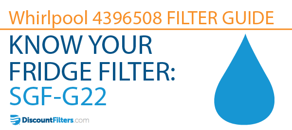 Know Your Fridge Filter SGF-G22