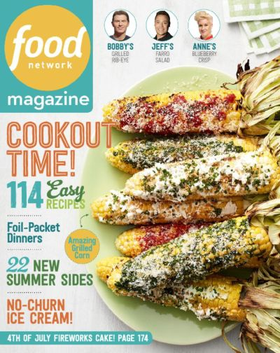 Food Network Magazine |Get Your Subscription - DiscountMags.com