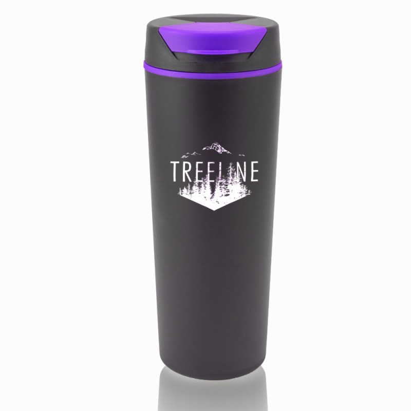 Eye Handle Black Purple Black Red Personalized Plastic Travel Mugs Discountmugs Personalized Travel Mugs Stainless Steel Personalized Travel Mugs