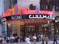 cinemark10 palermo Going to the Movies