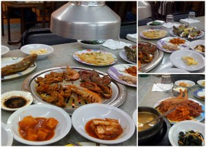 korean specialties buenos aires 300x214 Korean Barbecue in Buenos Aires   Who Knew?