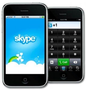 skype iphone 286x300 Expat Tech: Skype Now Supports Multi Tasking
