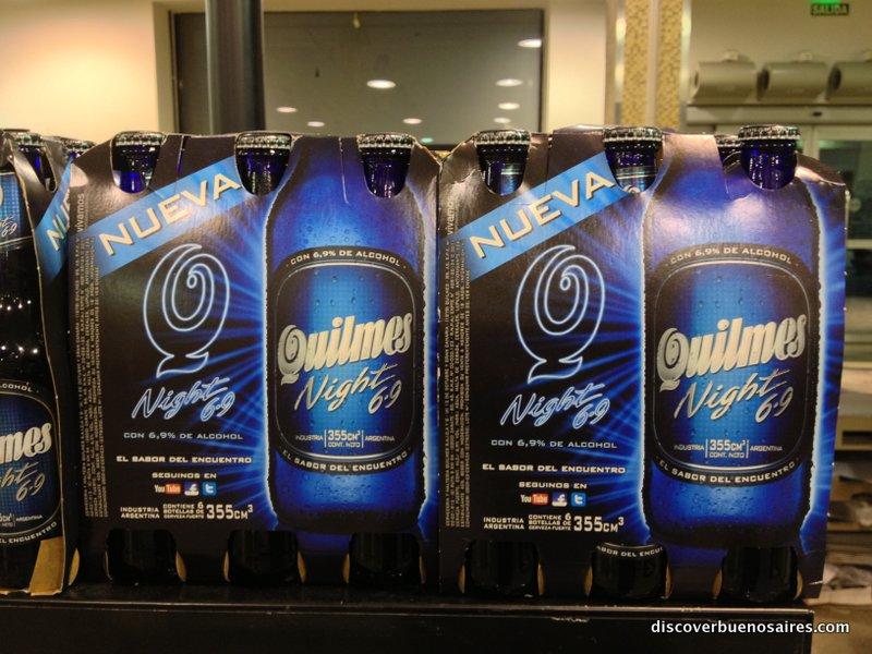 quilmes night 69 Not So Subtle Marketing