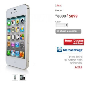 Apple iPhone 5s / 5c in Argentina