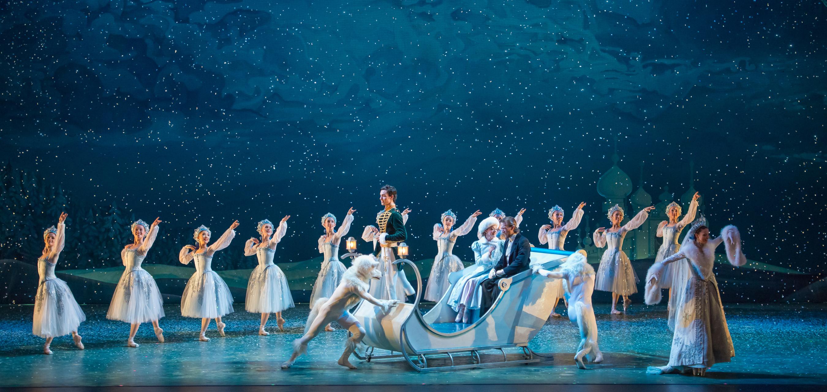 Company Dancers in Alberta Ballet's The Nutcracker 6893