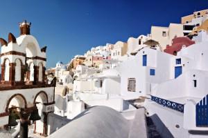 Santorini, la joya de las Cycladas