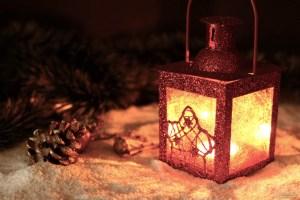 Vela de la Navidad