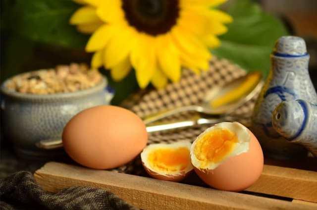 Eggs as Right Food Choice