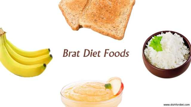Brat Diet Guide Know More About This Bland Food Diet