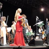 Applausi per Zàbados Ensemble diretto da Andrea Battistoni
