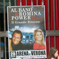 Al Bano e Romina Power live all'Arena di Verona